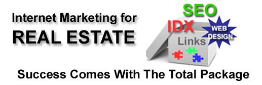 Real Estate Web Design, Internet Marketing, SEO